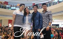 Paulo receives birthday surprise at Vista Mall Taguig!