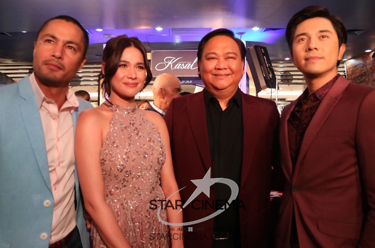 'Kasal' Grand Premiere Night 16