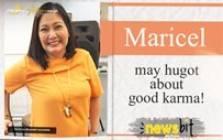 Maricel, may hugot about good karma!