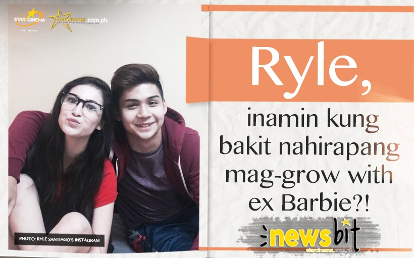 Gary Valenciano On Jim Paredes Video Scandal It S Not: Ryle, Inamin Kung Bakit Nahirapang Mag-grow With Ex Barbie