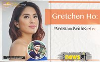 Gretchen Ho: #WeStandWithKiefer