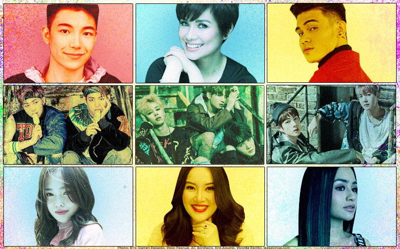 Relate ka ba? These Pinoy celebs can't get enough of K-pop