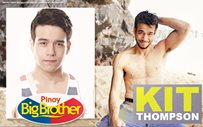 Hubba hubba! The thirst is real for Kit Thompson!