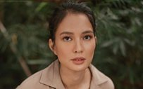 Isabelle Daza says life in Hong Kong is 'semi-normal'