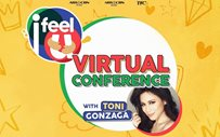 Toni Gonzaga on her new variety talk show 'I Feel U': 'It's all about good news'