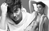 10 shirtless photos of James Reid that will make you feel the heat