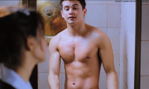 James Reid's hottest shirtless moments