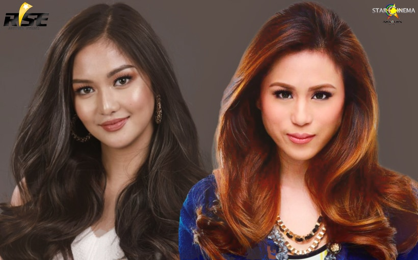 Toni Gonzaga meets the young Teddie Salazar, Charlie Dizon, for the first time!