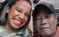 Awra Briguela mourns death of his Tatay Victor