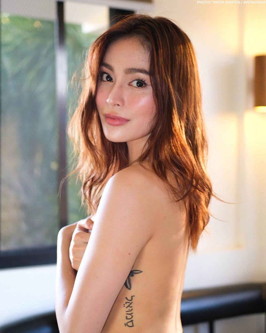 Tricia Santos' sexiest moments