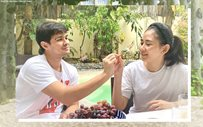 Here's what Matteo and Sarah have been doing during the quarantine!