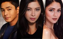Netizen who allegedly threatened Angel Locsin's life surrenders to NBI