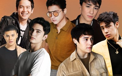 IN PHOTOS: Real names of your favorite Kapamilya actors!