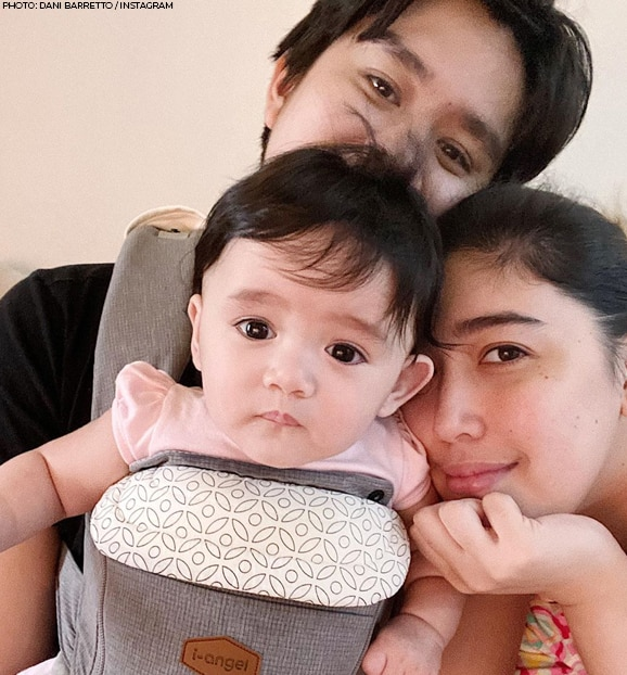 Dani Barretto and Baby Millie's most adorable moments together!