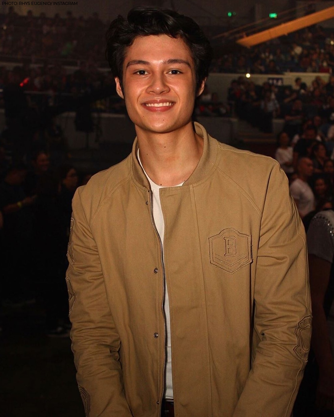 Rhys Eugenio's most handsome moments!