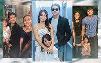 IN PHOTOS: Kathryn and Daniel being the best 'parents' to Lhexine!