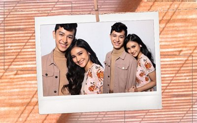 IN PHOTOS: Karina and Aljon's sweetest photos, compiled!