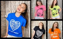 Kim Chiu releases #BawalLumabasMerch to help raise funds for Angel Locsin's mass testing campaign