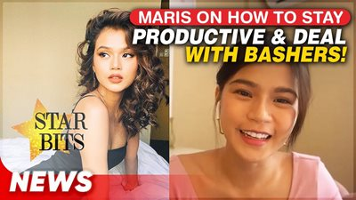 EXCLUSIVE: Here's how Maris Racal deals with all her bashers!