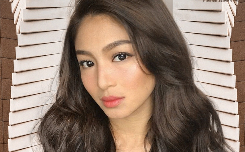 THROWBACK: Here's proof that Nadine was born to be in front of the camera!