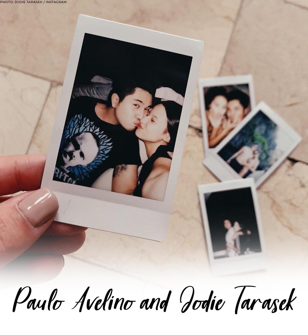 Paulo Avelino and Jodie Tarasek