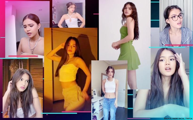 The best of Maris Racal's trending TikTok videos!
