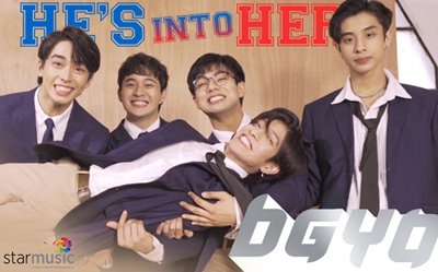 WATCH: BGYO's official 'He's Into Her' MV is here!