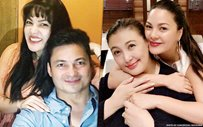 KC Concepcion gets words of encouragement from parents as she moves into new house