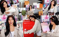 LOOK: Andrea Brillantes received almost a million pesos worth of gifts for her 18th birthday!