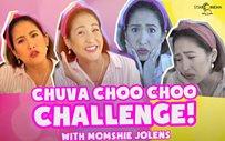 Take on the Chuva Choo Choo challenge with Jolina Magdangal!