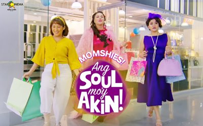 WATCH: Riot overload in 'Momshies! Ang Soul Mo'y Akin' trailer!