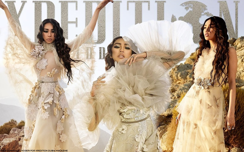Maymay Entrata stuns in first international magazine cover