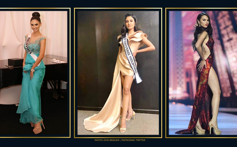 LOOK: This local shoe brand is the official footwear of Miss Universe 2020 candidates