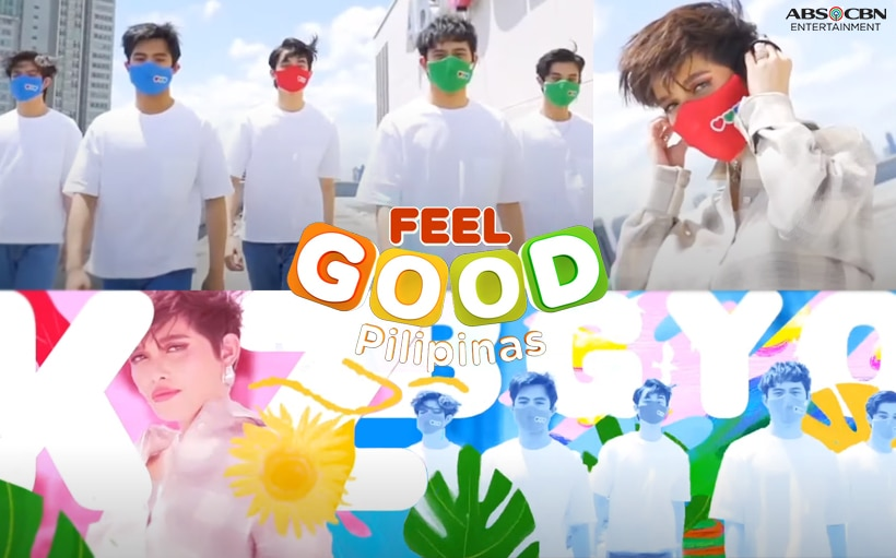 'Feel Good Pilipinas' dance video premieres on 'ASAP Natin 'To'