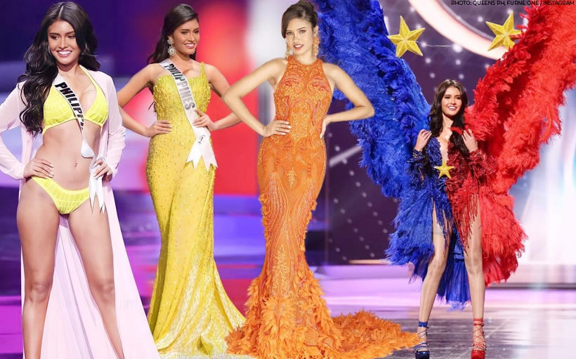 PHOTOS: All of Rabiya Mateo's stunning looks for the Miss Universe 2020 competition