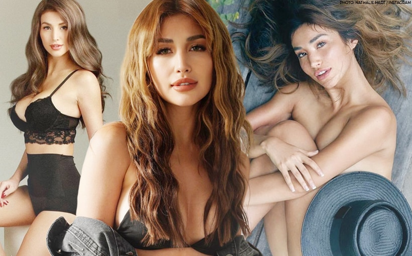 PHOTOS: All the times Nathalie Hart made our jaws drop with sizzling photos!