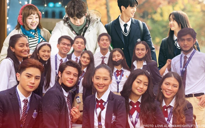 Chad Vidanes shares how K-drama OSTs helped stir kilig on the set of 'He's Into Her'