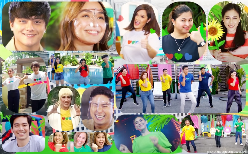 WATCH: ABS-CBN's 'Feel Good Pilipinas' Special ID is the good vibes we all need!