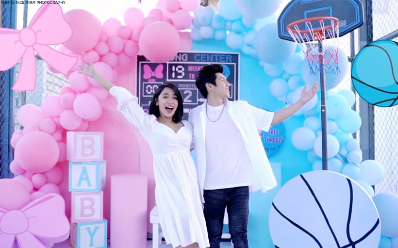 Riva Quenery is expecting a baby girl!