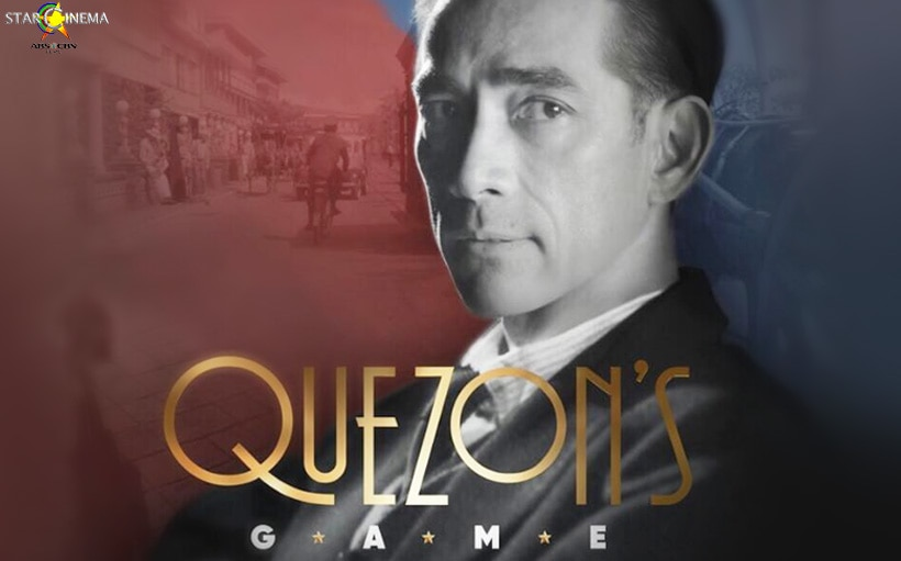 LOOK: Raymond Bagatsing's before and after in 'Quezon's Game'