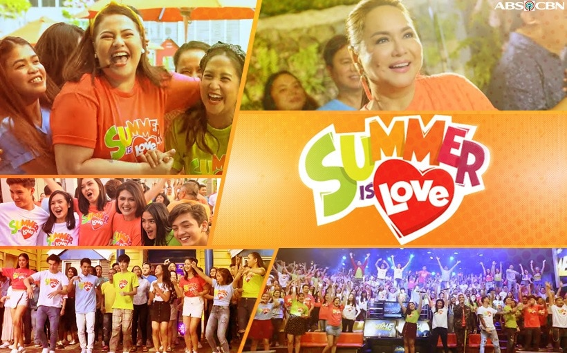 WATCH: The ABS-CBN Summer Station ID is finally here!