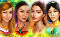 LOOK: Kathryn, Liza, Julia, Maymay + more, reimagined as Disney Princesses
