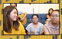 THROWBACK: Moira dela Torre's baby sisters are total singing talents!