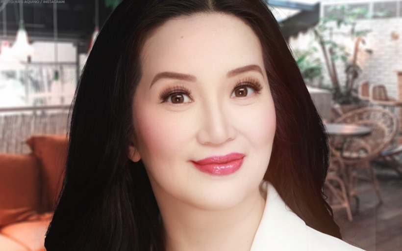 Kris Aquino suffers multiple injuries after an accident in her own home!