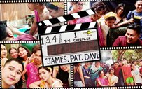 Walang makakapigil! 'James and Pat and Dave' continues filming!