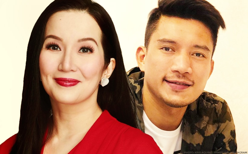 Here's why Kris Aquino chooses to 'shut up' about James Yap!