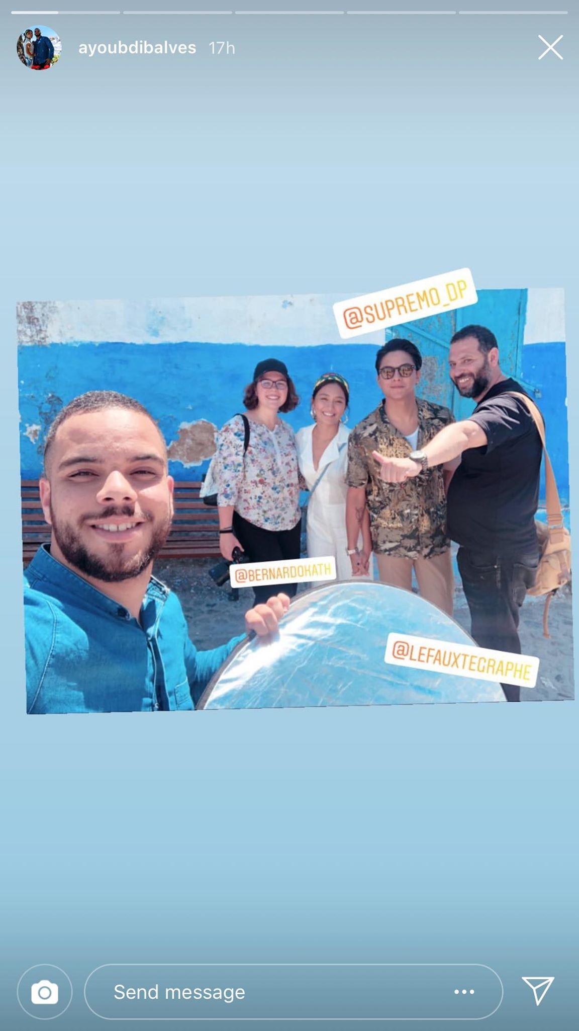Kathryn Bernardo and Daniel Padilla in Morocco! 10