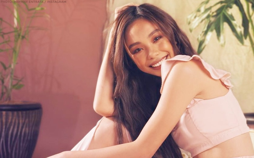 LOOK: Maymay Entrata looks like the perfect Cinderella!