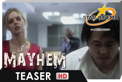 Teaser | From killing zombies to killing in the office. | 'Mayhem'