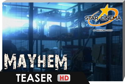Teaser | When the office becomes a living nightmare... | 'Mayhem'